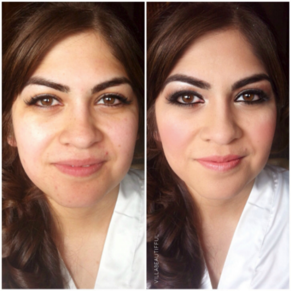 Bridal Makeup- villabeautifful