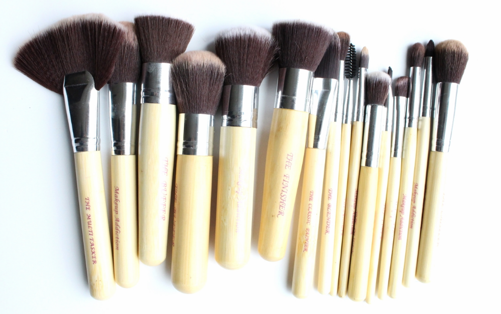 Hair and Makeup Addiction Brushes