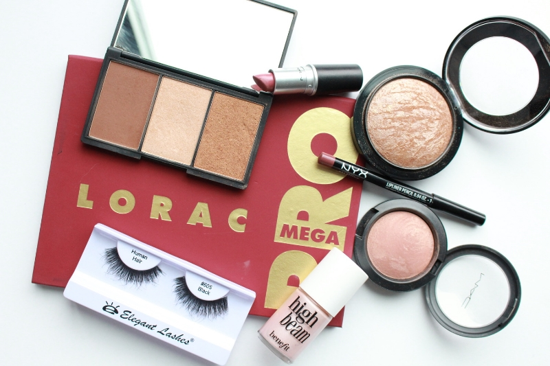 Lorac Mega Pro Palette Tutorial