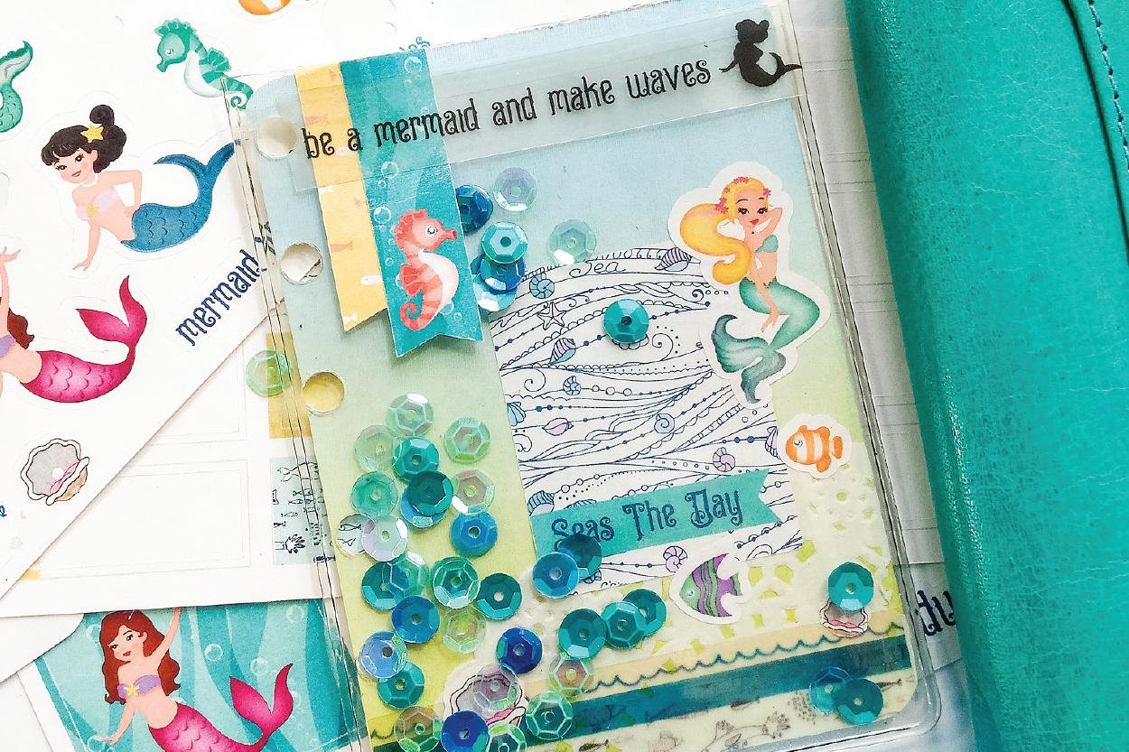 Mermaid Tales Stickers