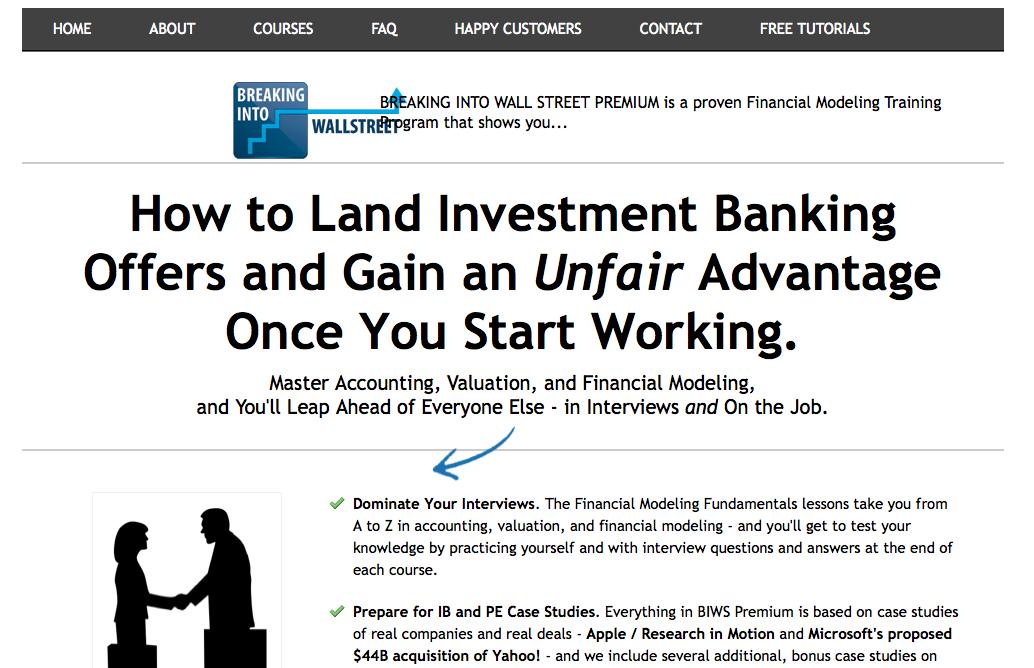 Financial Courses