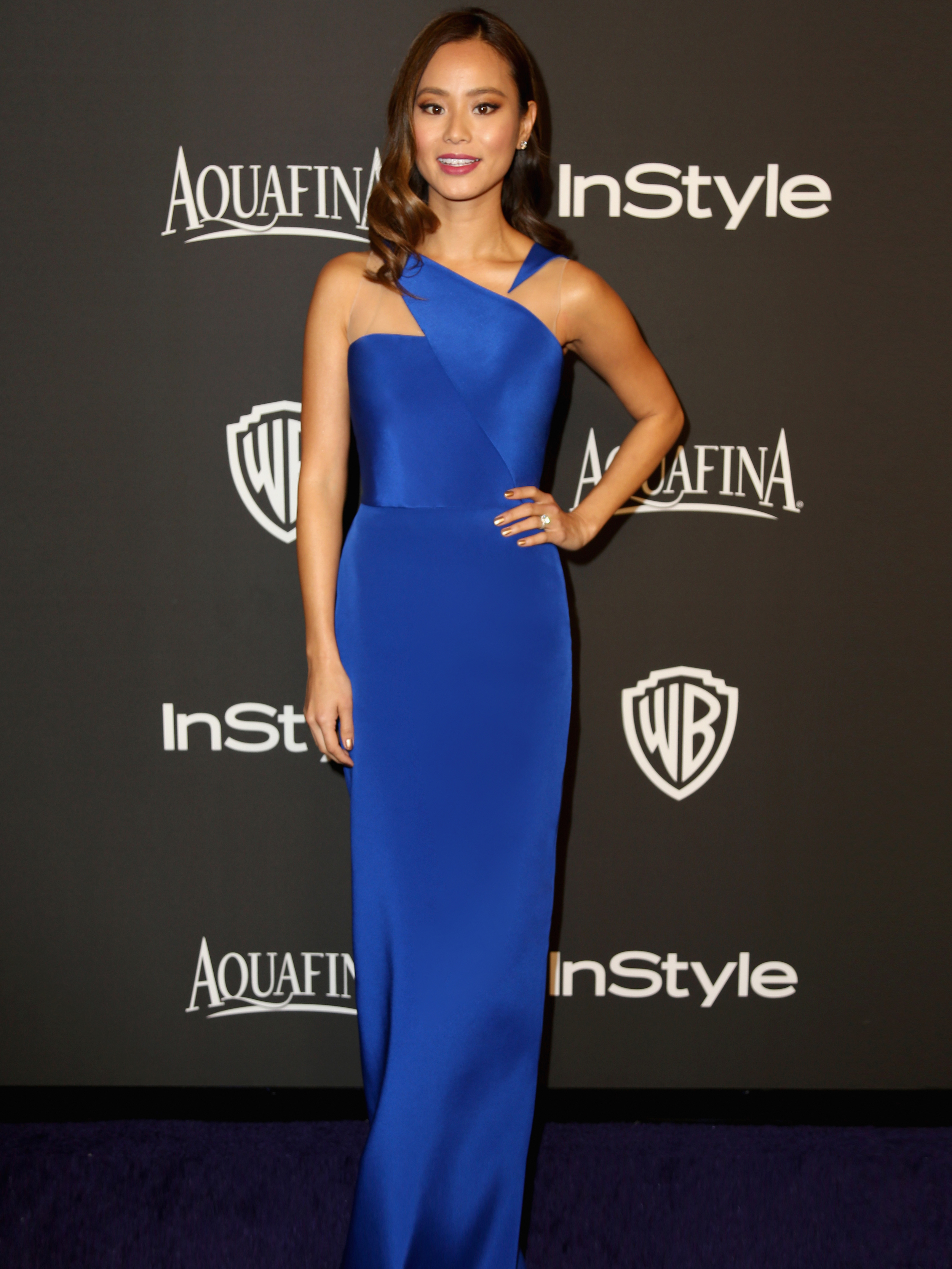 """""""Jamie Chung looks supremely chic!"""" - US Weekly    Read her interview with InStyle Magazine here"""