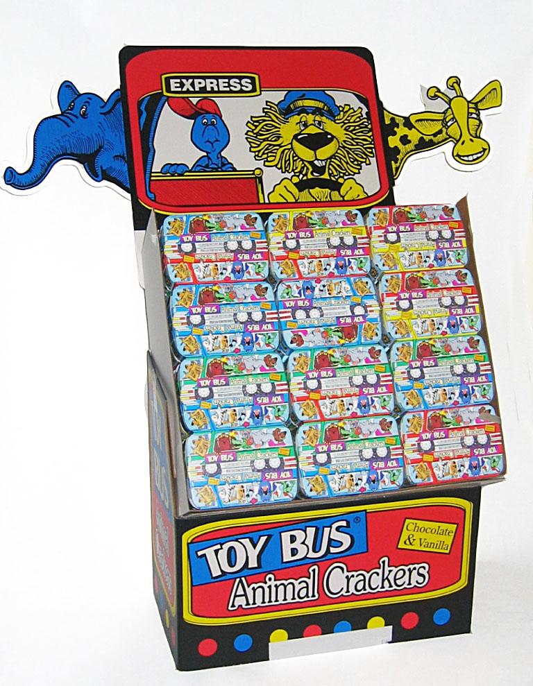 Toy Bus Display.JPG