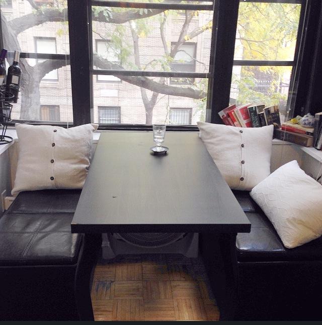 Black Ikea Table = $69