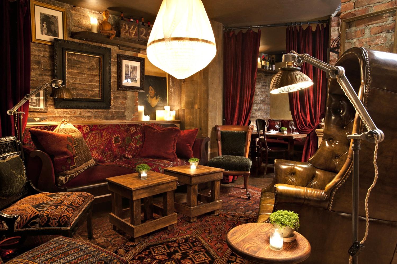 secret upstairs room