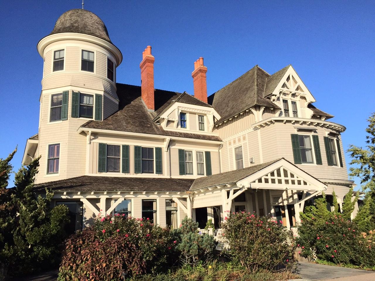 Castle Hill Inn, Newport Rhode, Island