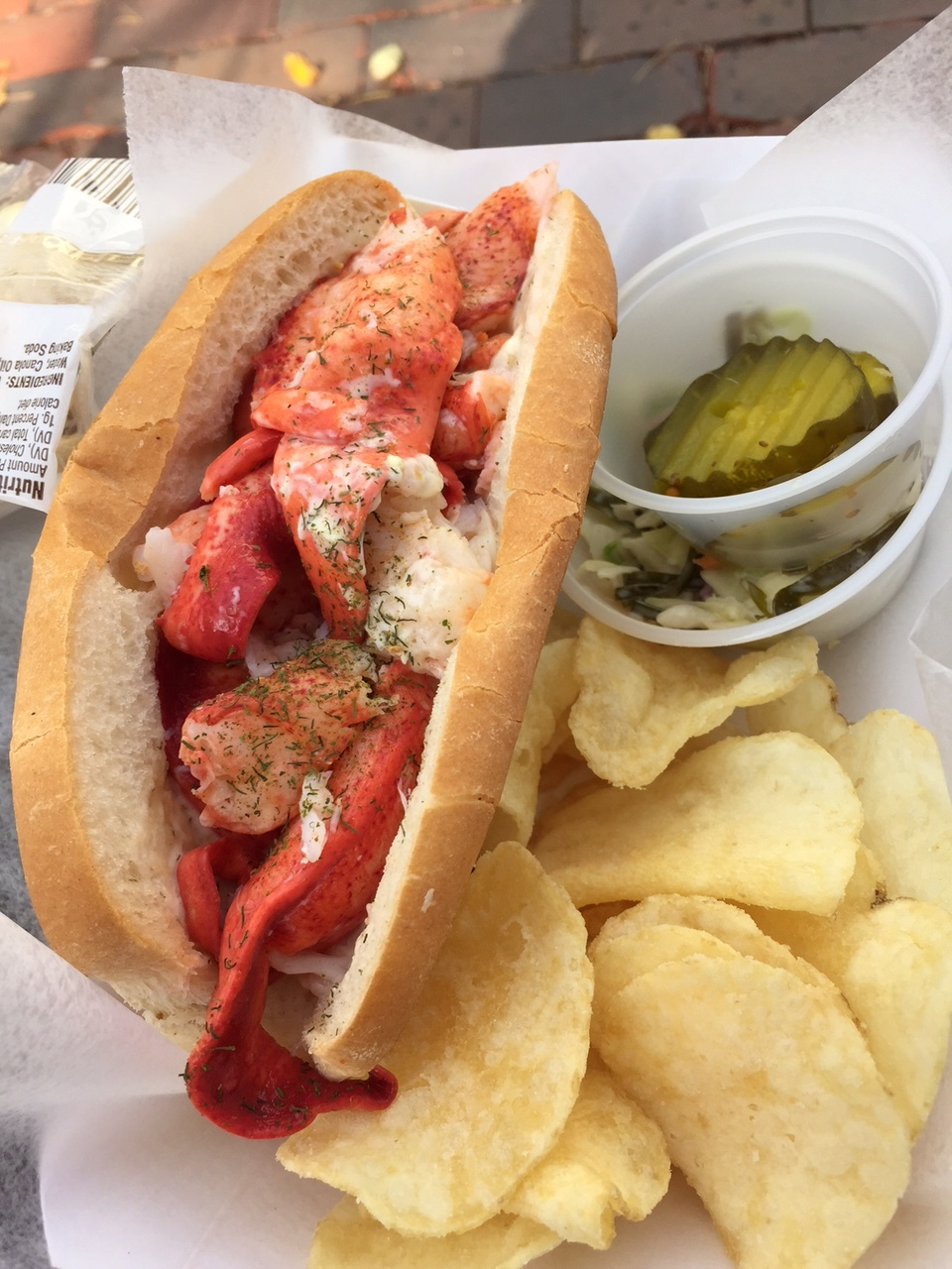 Linda's Lobster Roll, Freeport