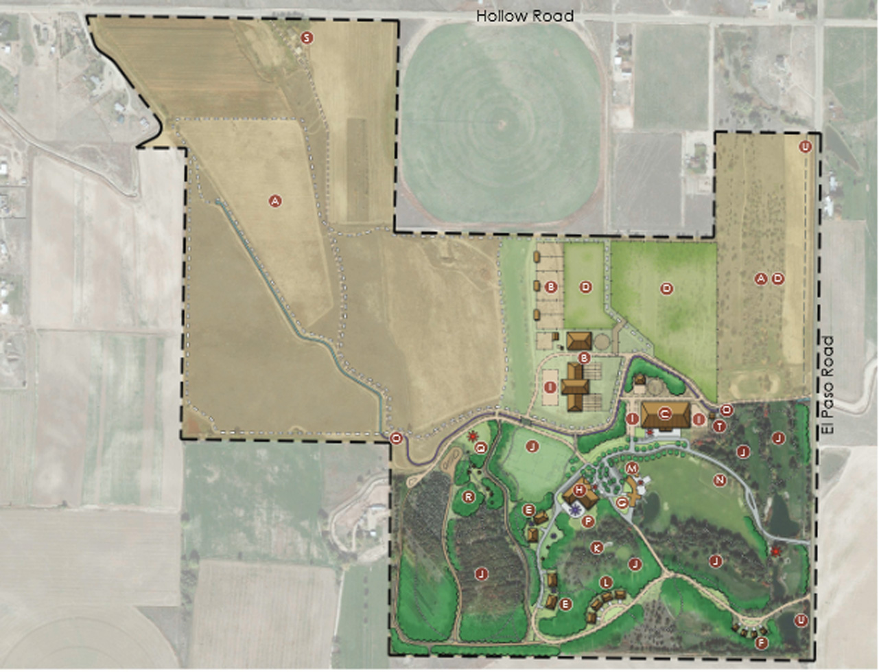 Idaho Youth Ranch – Planning and Analysis - The Land Group, Incorporated