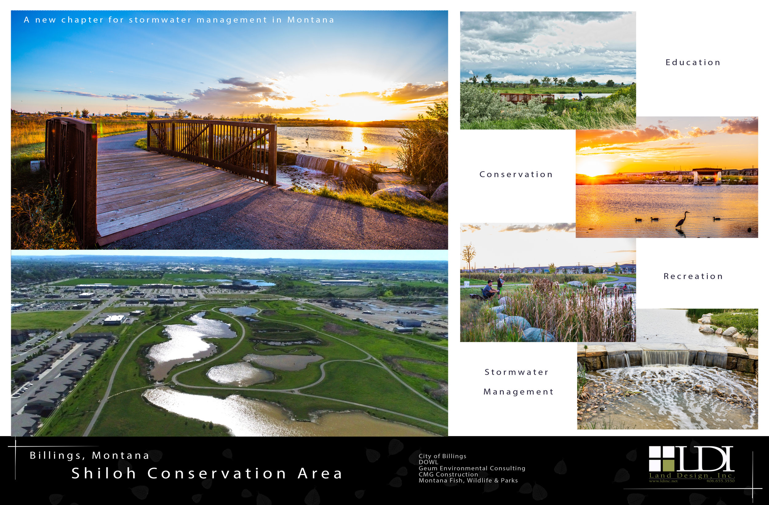 Honor Award - Land Design Inc.- Shiloh Conservation AreaGeneral Design Category