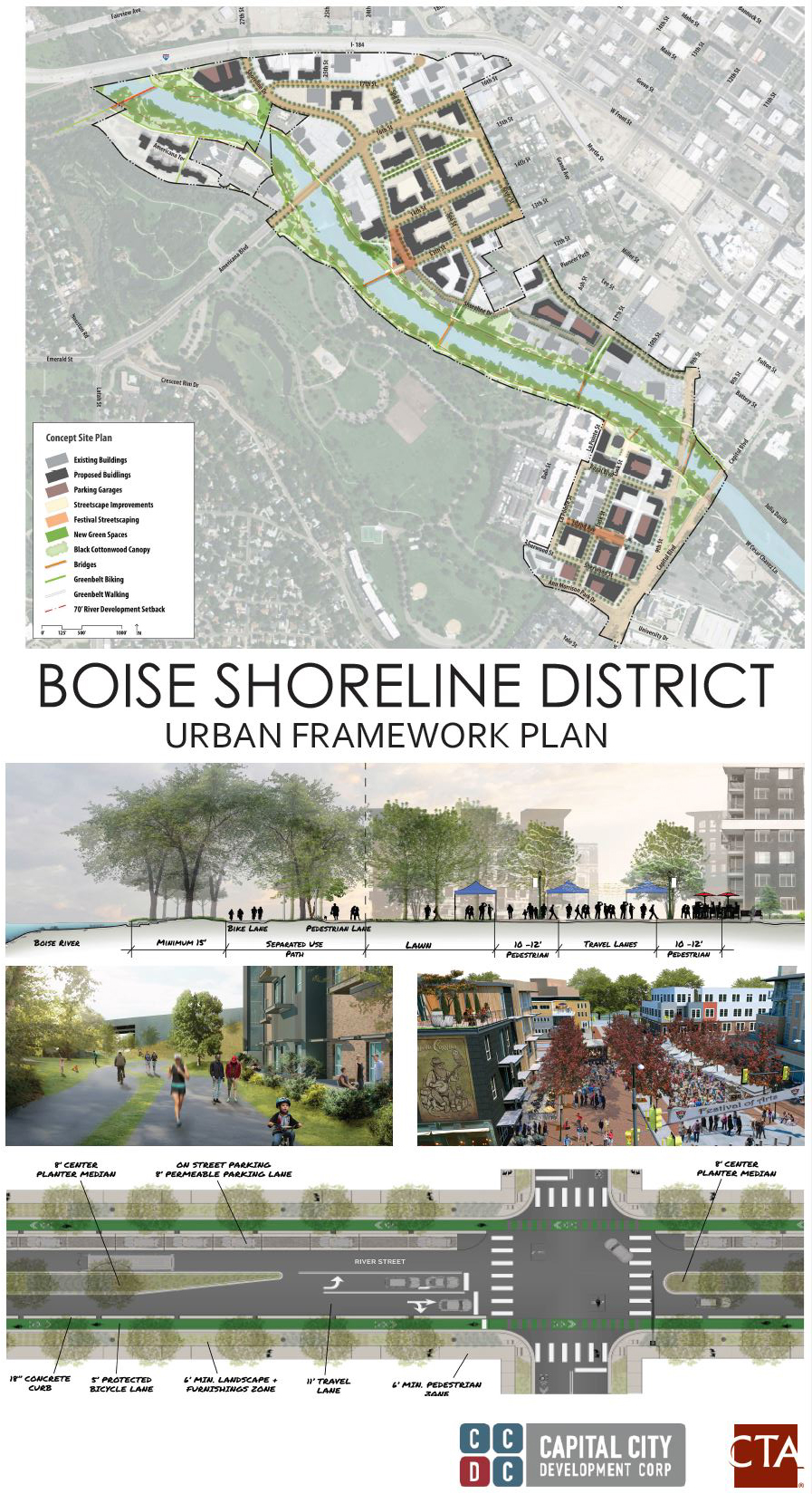 Merit Award - CTA Group- Shoreline DistrictPlanning & Analysis Category