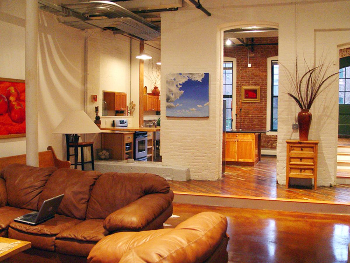 Monohasset Mills / 2002   Multi-Family Residential Mill Rehab