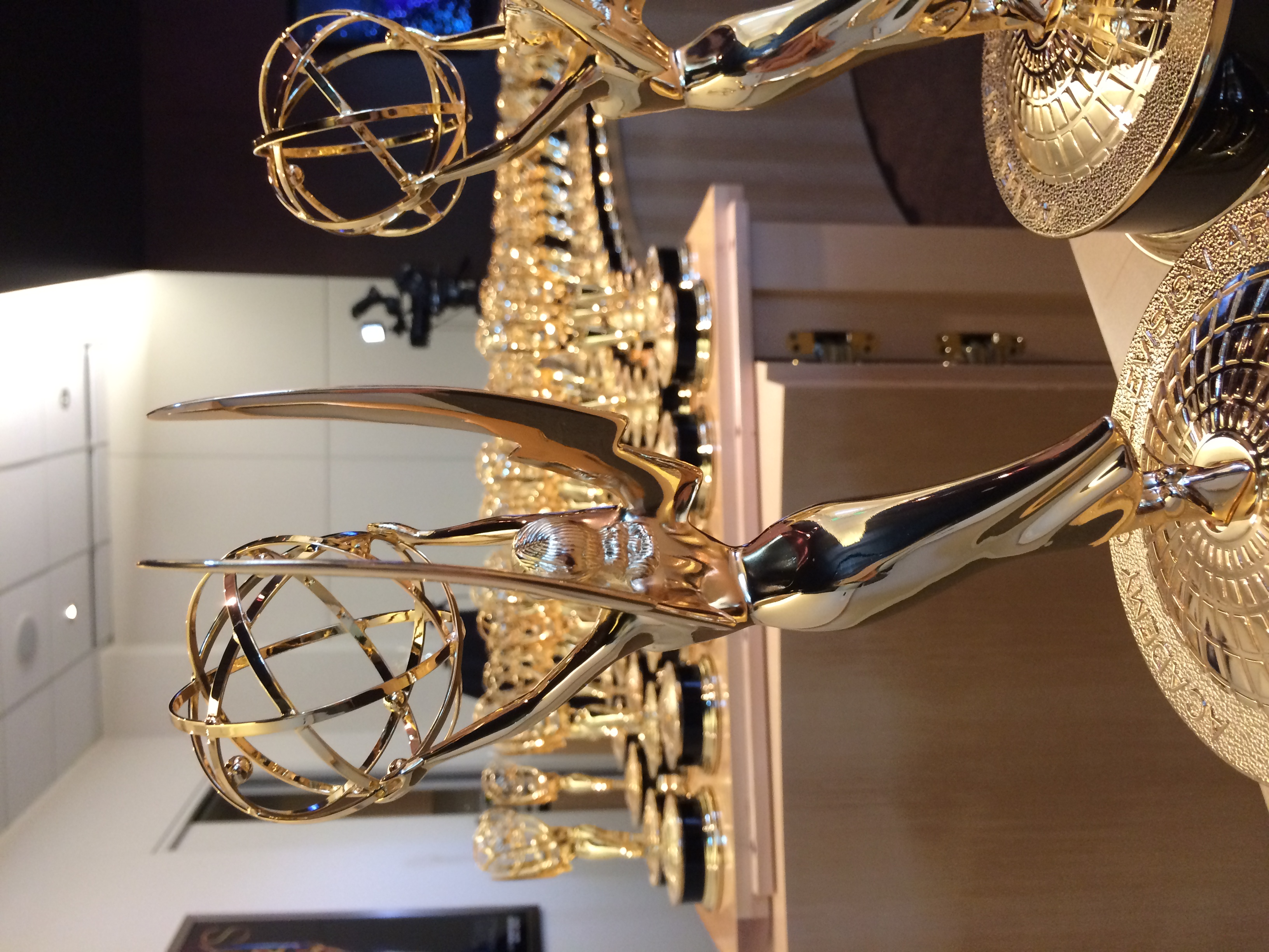 From Inside the LA Area Emmy Award Ceremony