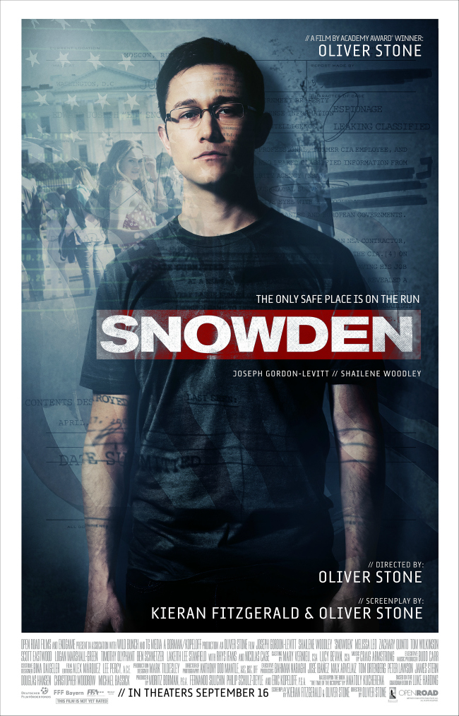 Snowden - September 16
