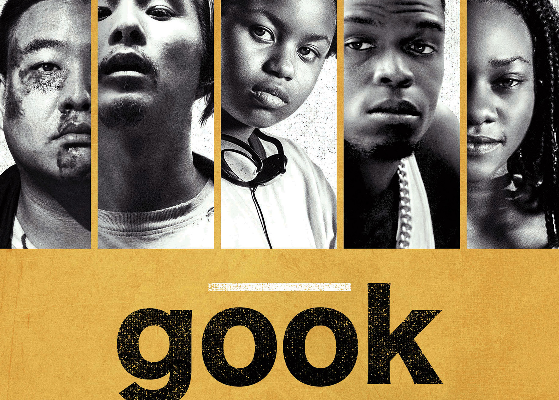 Justin Chan's Poster for Gook