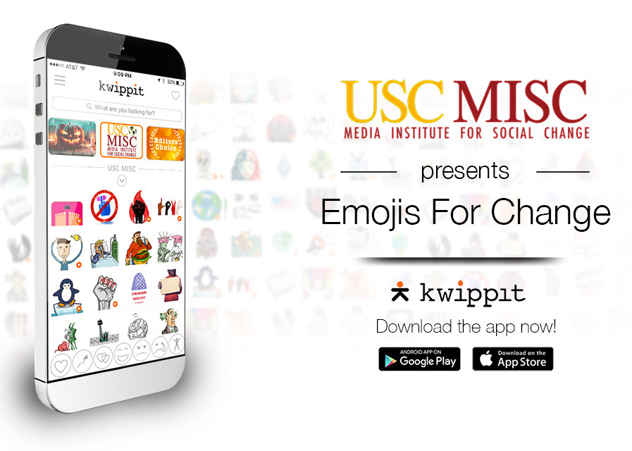 kWIPPIT and USC MISC Application for Social Change