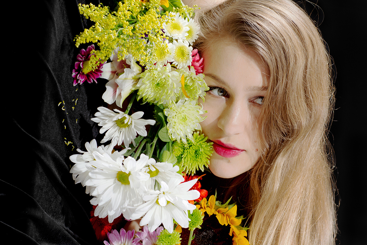 Joanna Newsom for The Fader