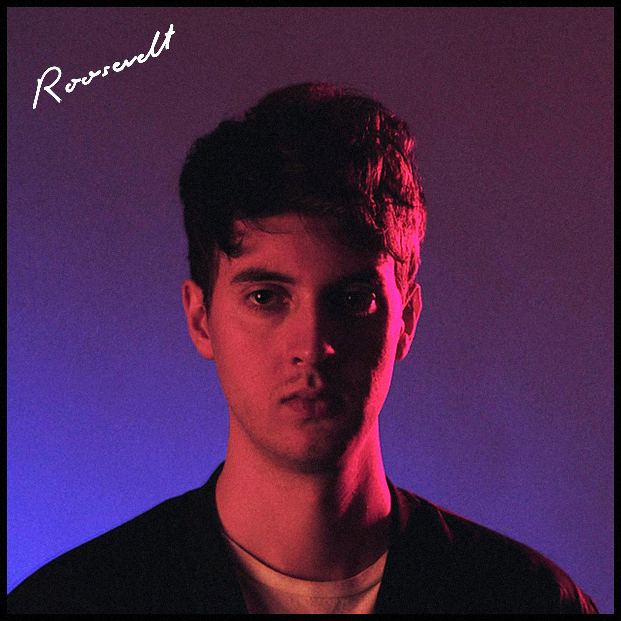 Roosevelt Self-titled Album Cover