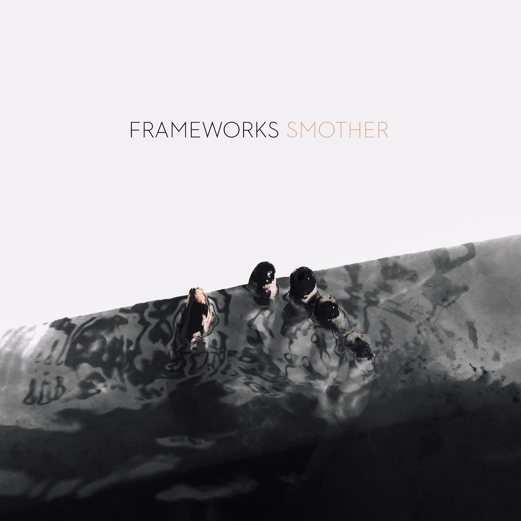 "Frameworks ""Smother"" Album Cover"