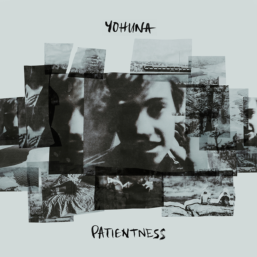 "Yohuna ""Patientness"" Album Artwork"