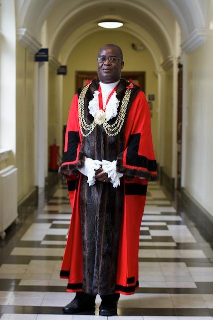 Mayor Adedamola Aminu