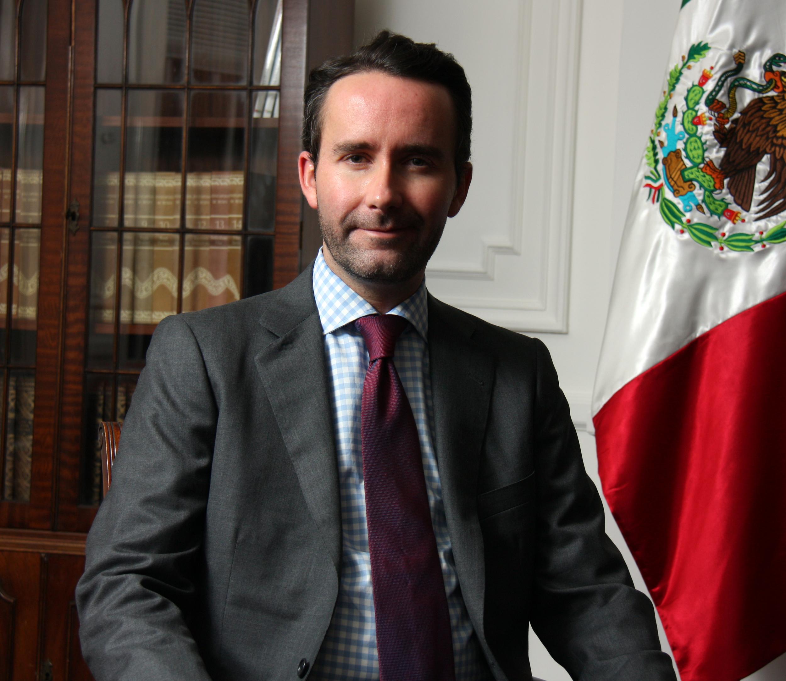 HE Diego Gómez Pickering