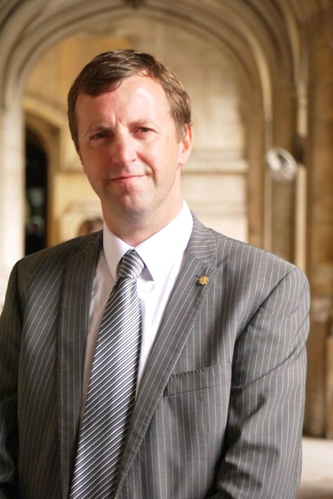 Jonathan Edwards MP
