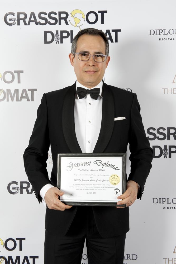 HE Federico Cuello Camilo (Dominican Republic)
