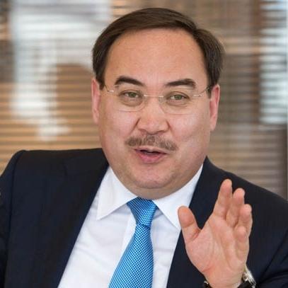 HE Yerzhan Kazykhanov (Kazakhstan)