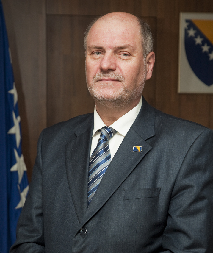 HE Mustafa Mujezinovic (Bosnia Herzegovina)
