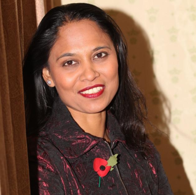 Rushanara Ali MP