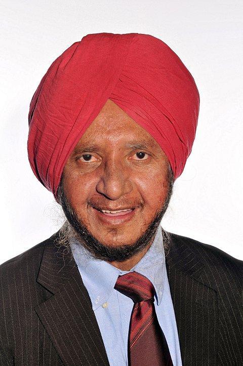 Councillor Rajwant Singh Sidhu