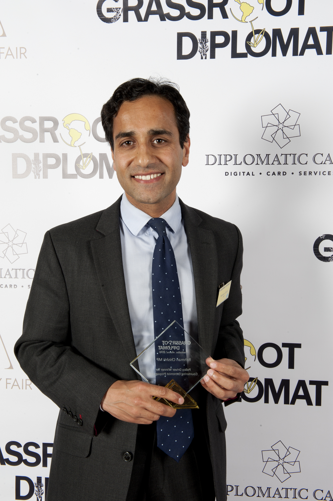 "Rehman Chishti MP  - GILLINGHAM AND RAINHAM, CONSERVATIVEPOLICY DRIVER WINNER: COUNTERING EXTREMISM PROPAGANDA2016Since February 2015, Mr Chishti ran a highly successful high profile campaign to convince the Government and the media to refer to the so called Islamic State as ""Daesh"". The use of the titles Islamic State, ISIL and ISIS gives legitimacy to a terrorist organisation that is neither Islamic nor a state, distorting the peaceful religion of Islam for its own violent and extremist ends. Backed by 120 MPs, Mr Chishti submitted a letter to the Prime Minister and to the BBC calling for this change. In December 2015, after several months of campaigning, the Prime Minister publicly urged the government and media to fully adopt Daesh into their lexicon to help reduce public fear and paranoia against Muslims and the religion itself on a global scale."