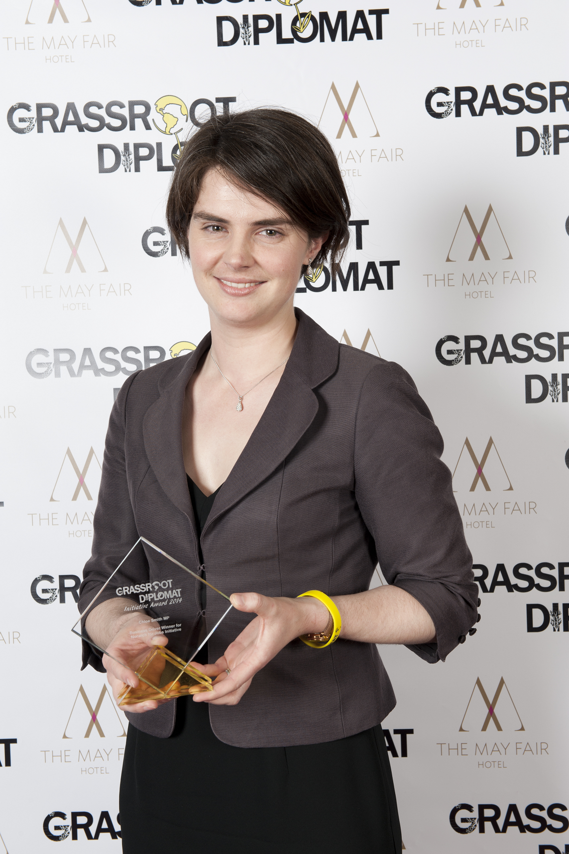 """CHLOE SMITH MP - NORWICH NORTH, CONSERVATIVEBUSINESS DRIVER WINNER: NORWICH FOR JOBS CAMPAIGN2014Chloe Smith MP of Norwich North conceived and designed the Norwich for Jobs campaign, bringing together a team from local firms to the Chambers of Commerce and charities to create jobs for young people. Since its launch in January 2013, Norwich for Jobs has directly brought about over 400 jobs and apprenticeships for Norwich young people by providing businesses with the confidence to open jobs and breaking the stereotype of the """"lazy"""" youth on Jobseeker's Allowance."""