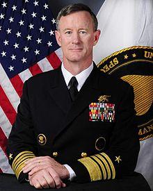 AUTHOR: Admiral William McRaven