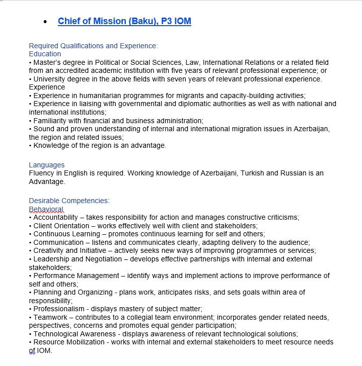 SOURCE: https://unjobs.org/vacancies/1530660173093