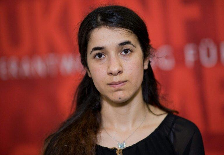 Nadia Muradm, Iraqi activist