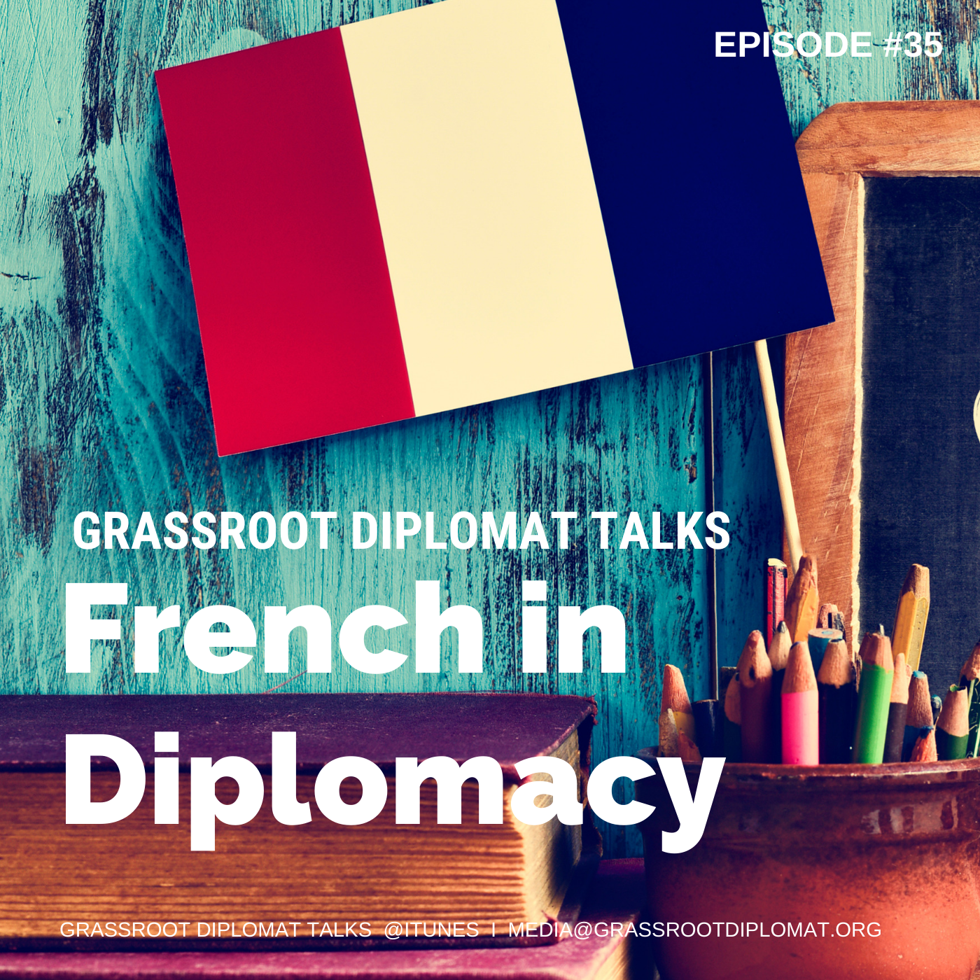French in Diplomacy