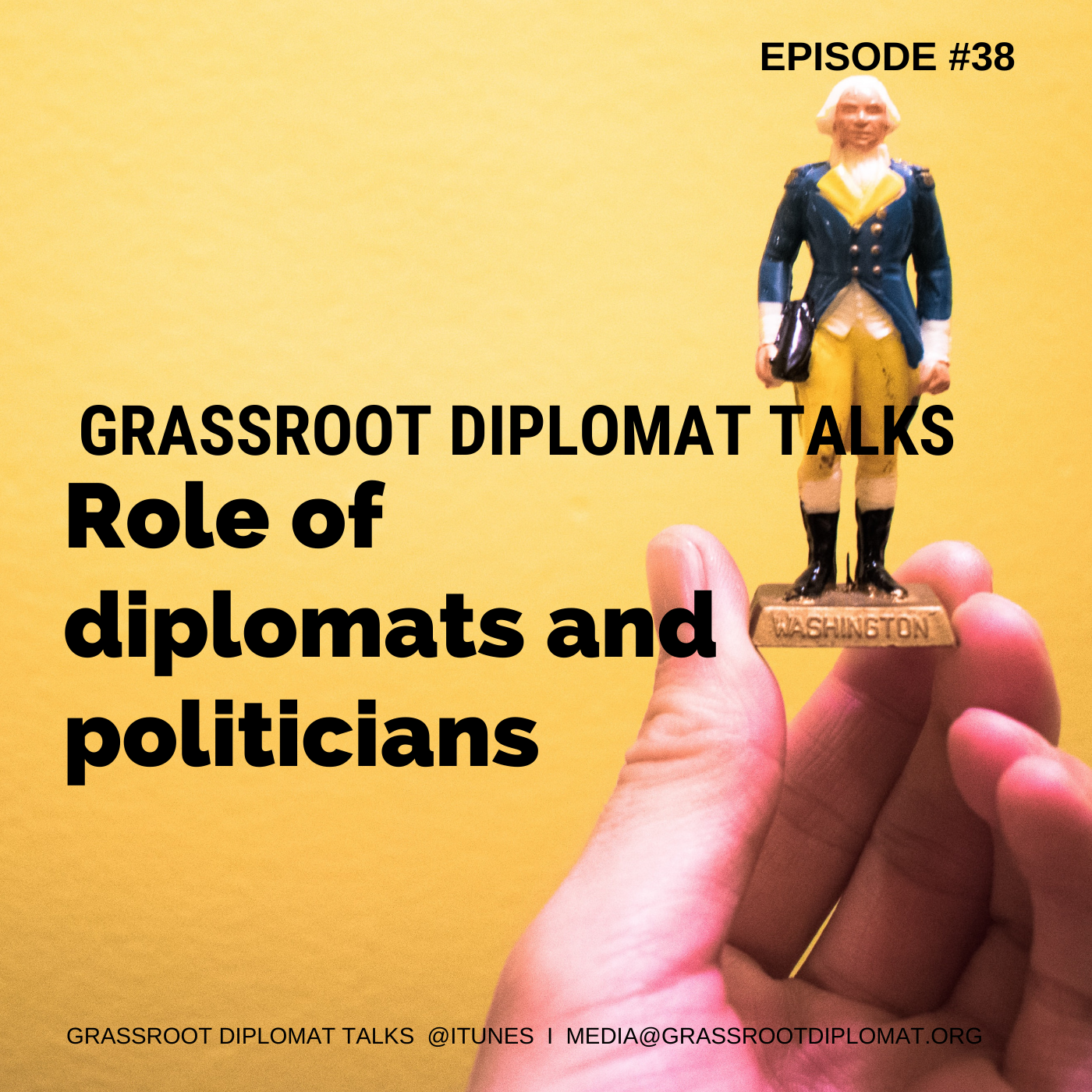 Role of Politicians and Diplomats