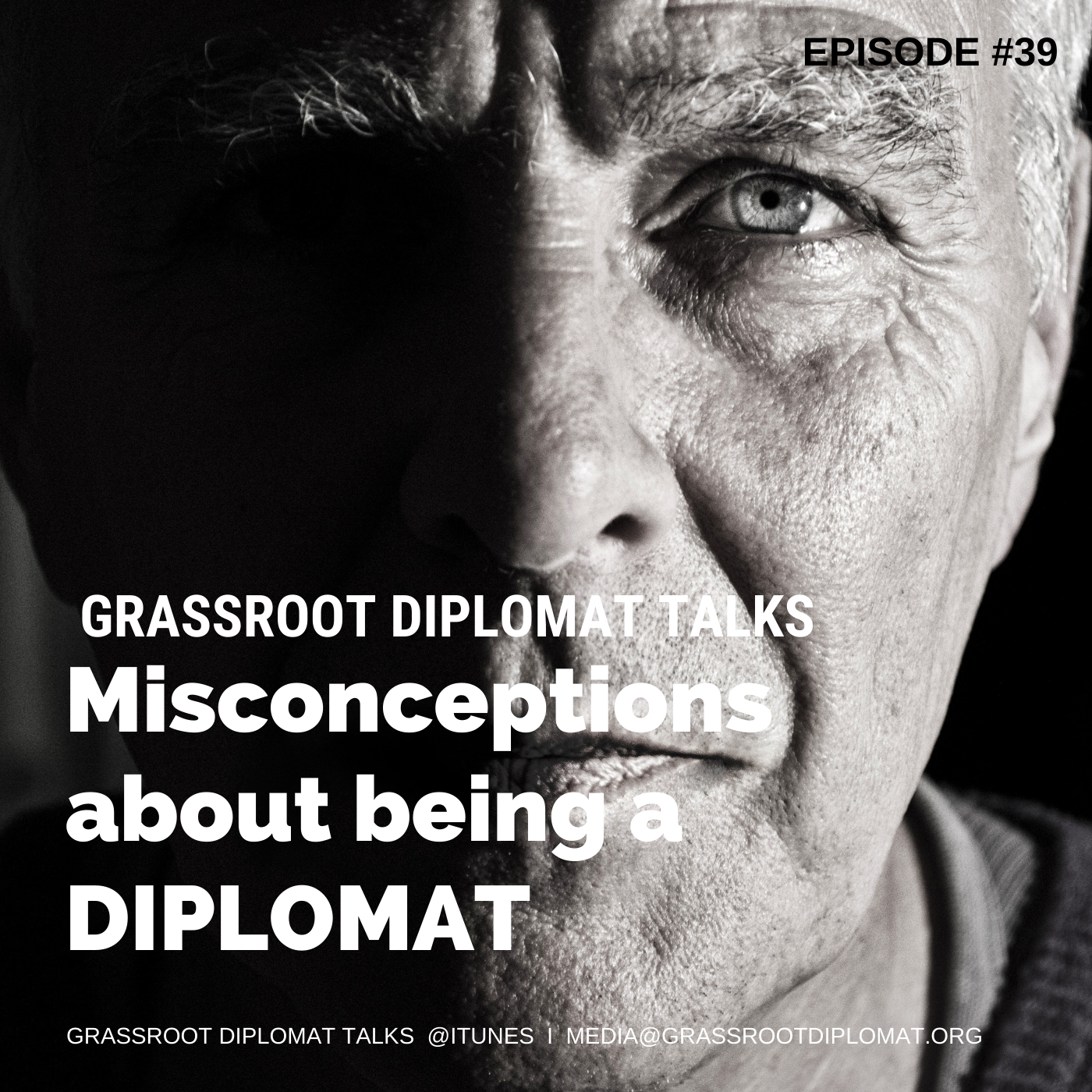Misconceptions about being a diplomat