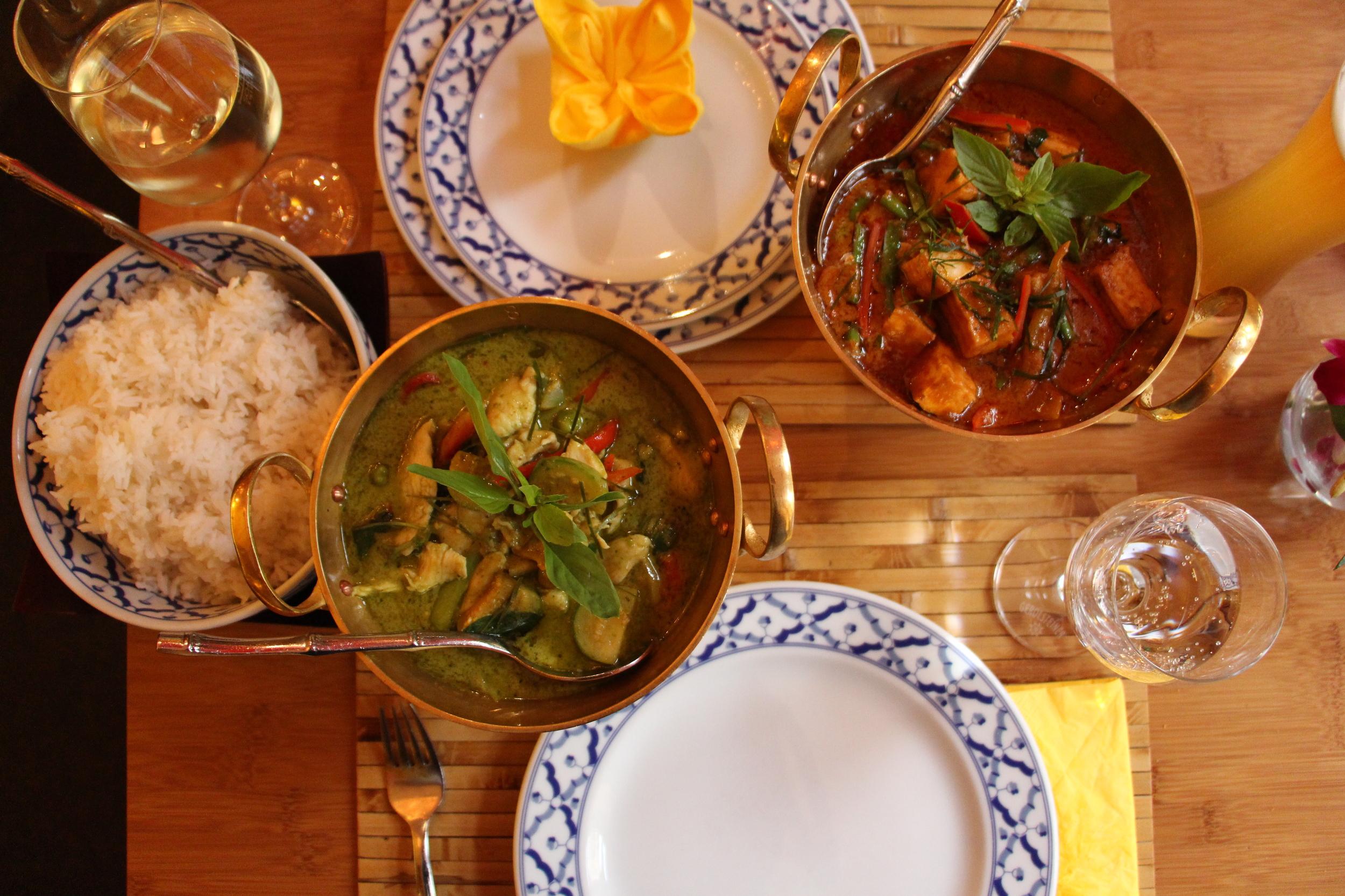 Dinner at  Dao Restaurant