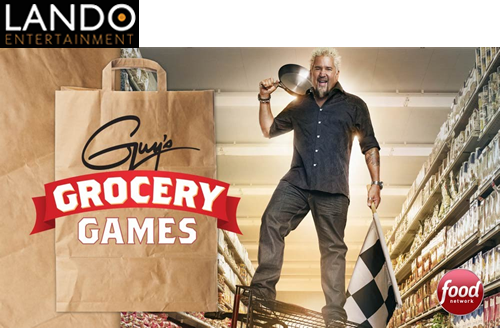 Guy's Grocery Games - Food Network / Discovery52 new episodes in production