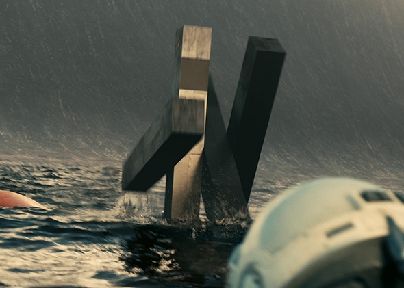 TARS from  Interstellar  is purposefully  not  given a human body.
