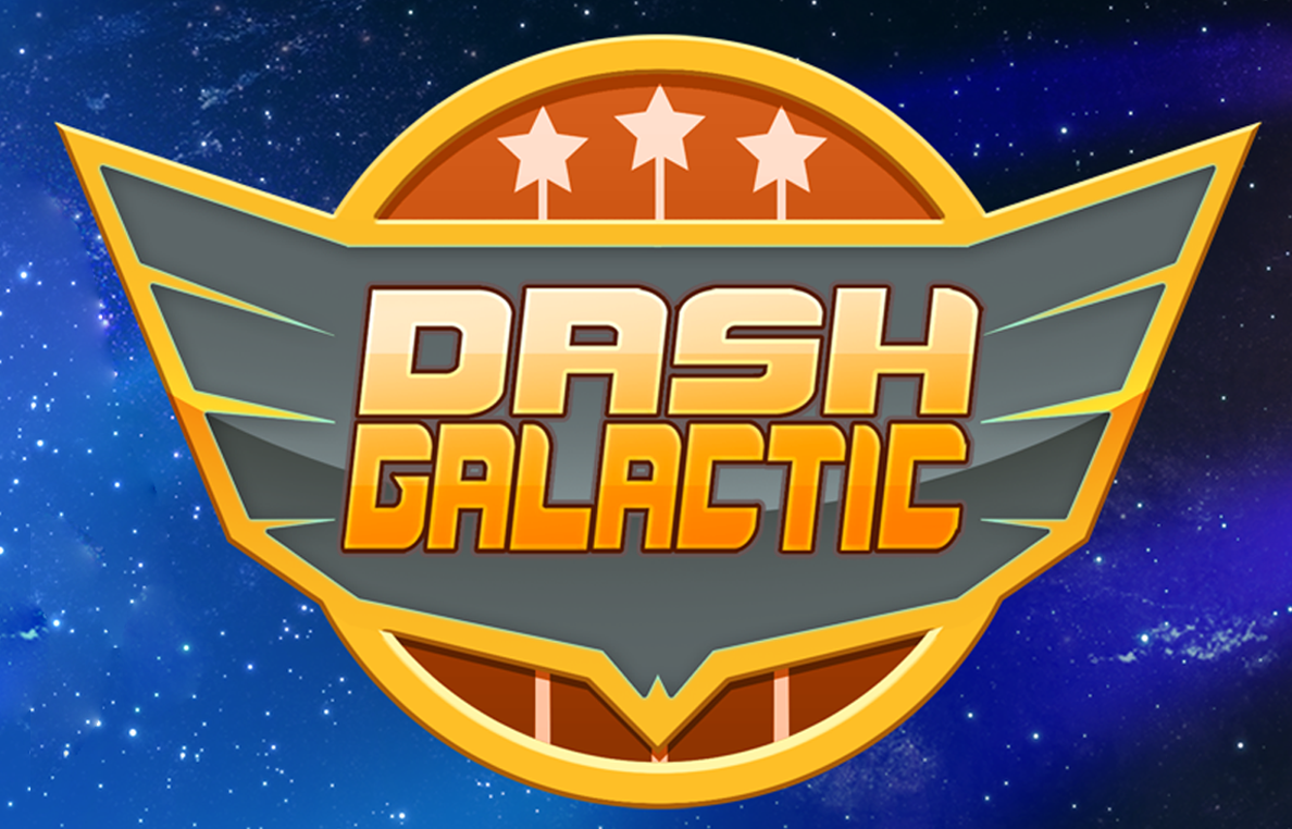 Click above to view UI screens from Dash Galactic