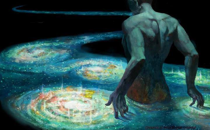 Light From The Beginning of Time, by  Kenneth Calicutt