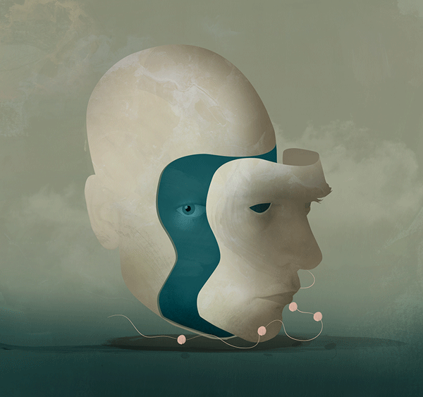 Image:  The Self  , by   Darren Hopes