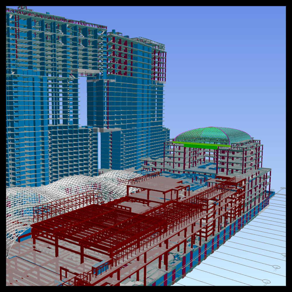 AS-BUILT MODELLING - Our team will inherit traditional 2D documents, incorporate laser scanning and on-site surveys to produce an accurate, 3D BIM capable model for your asset and project planning needs.