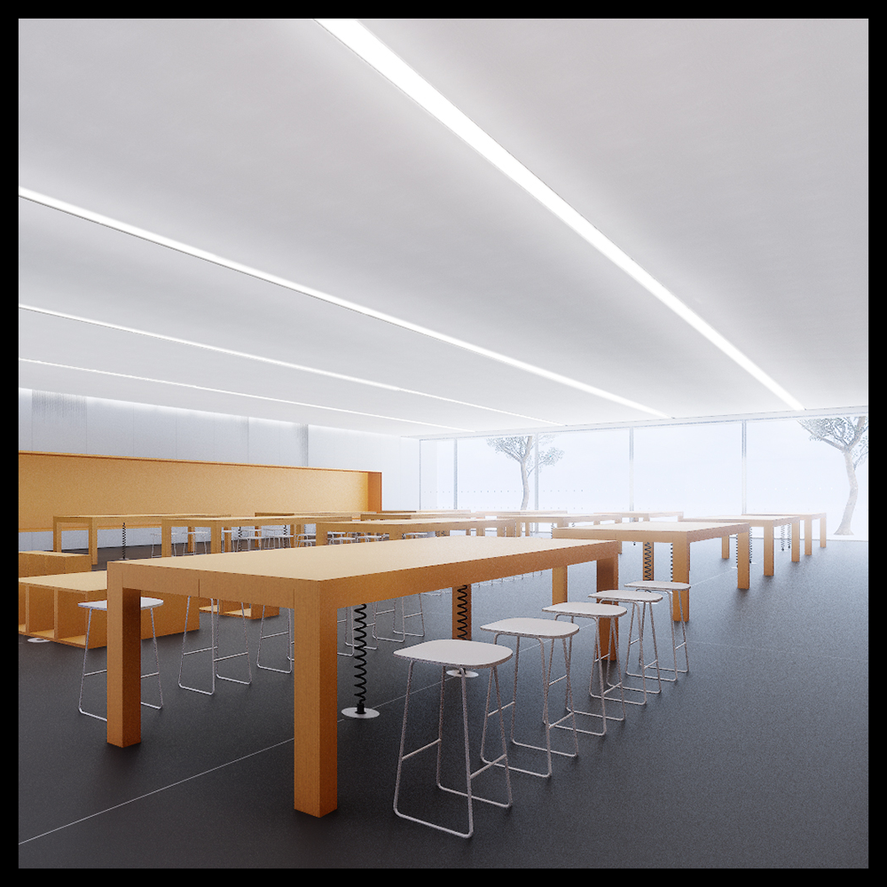 RENDERING - Visualization is important! Our teams will match your projects aesthetics, detail and mood to produce renders of your project in a timely and accurate way to help your team visualize and experience the project.