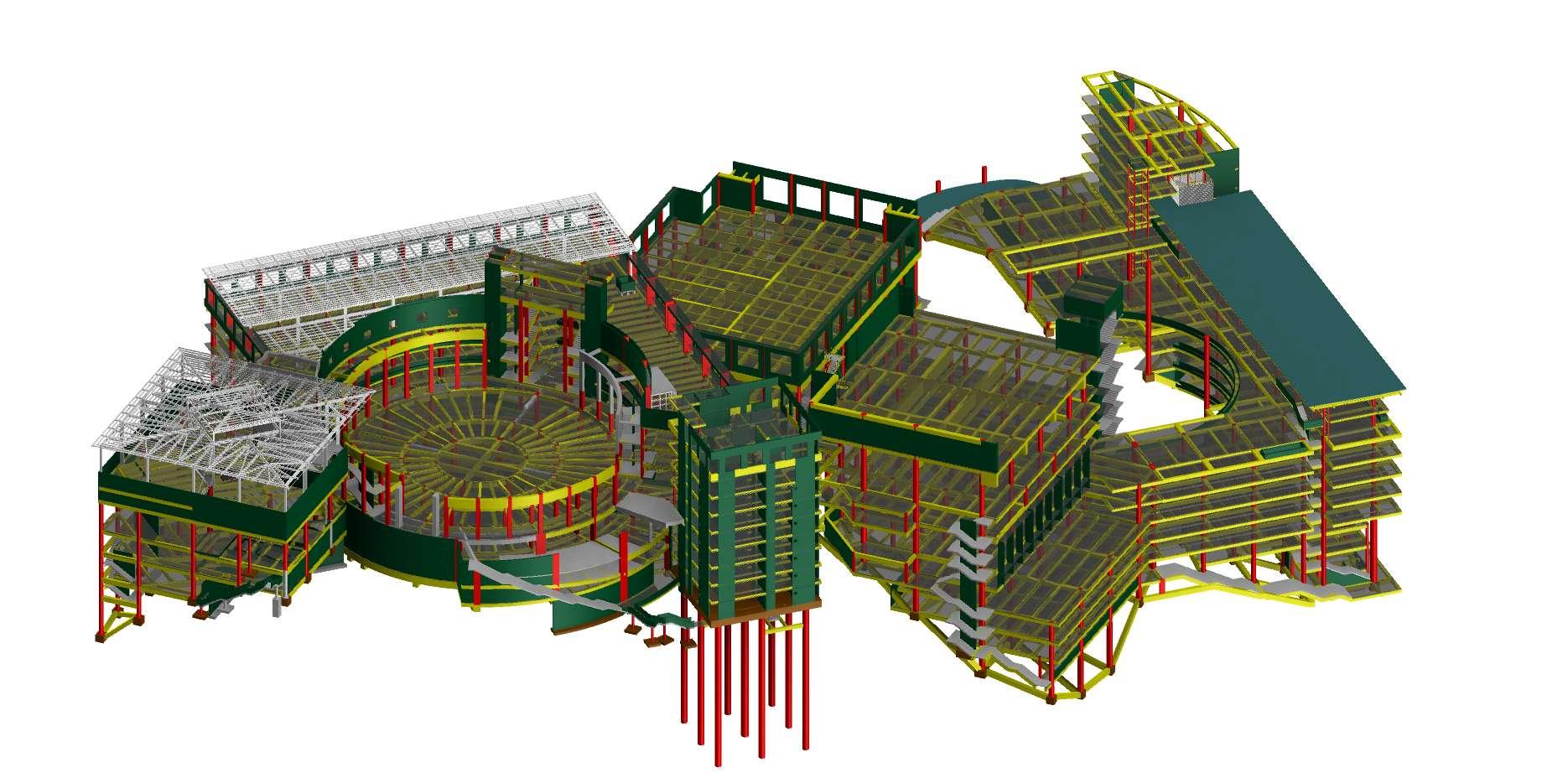 as-built structure - HONG KONG INTERNATIONAL SCHOOL