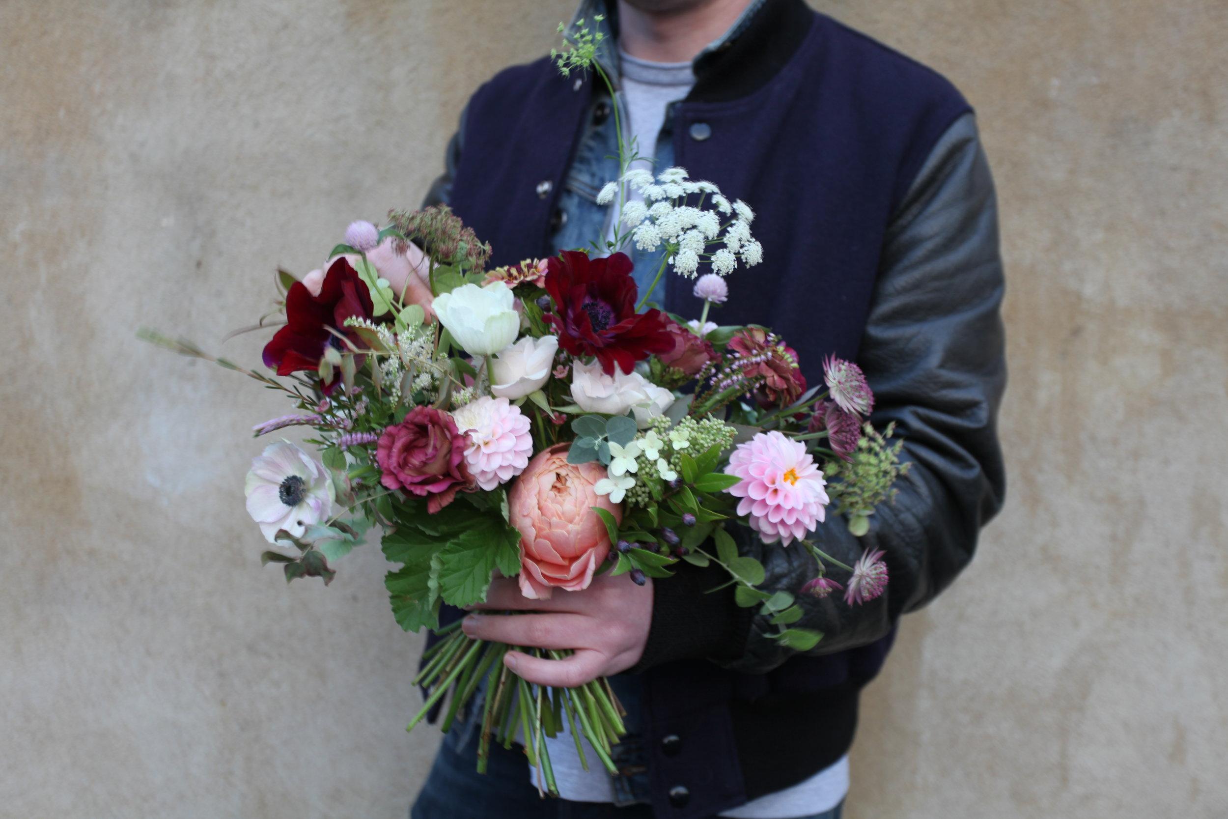 Bloom & Burn Flowers -Wedding Top Tips -