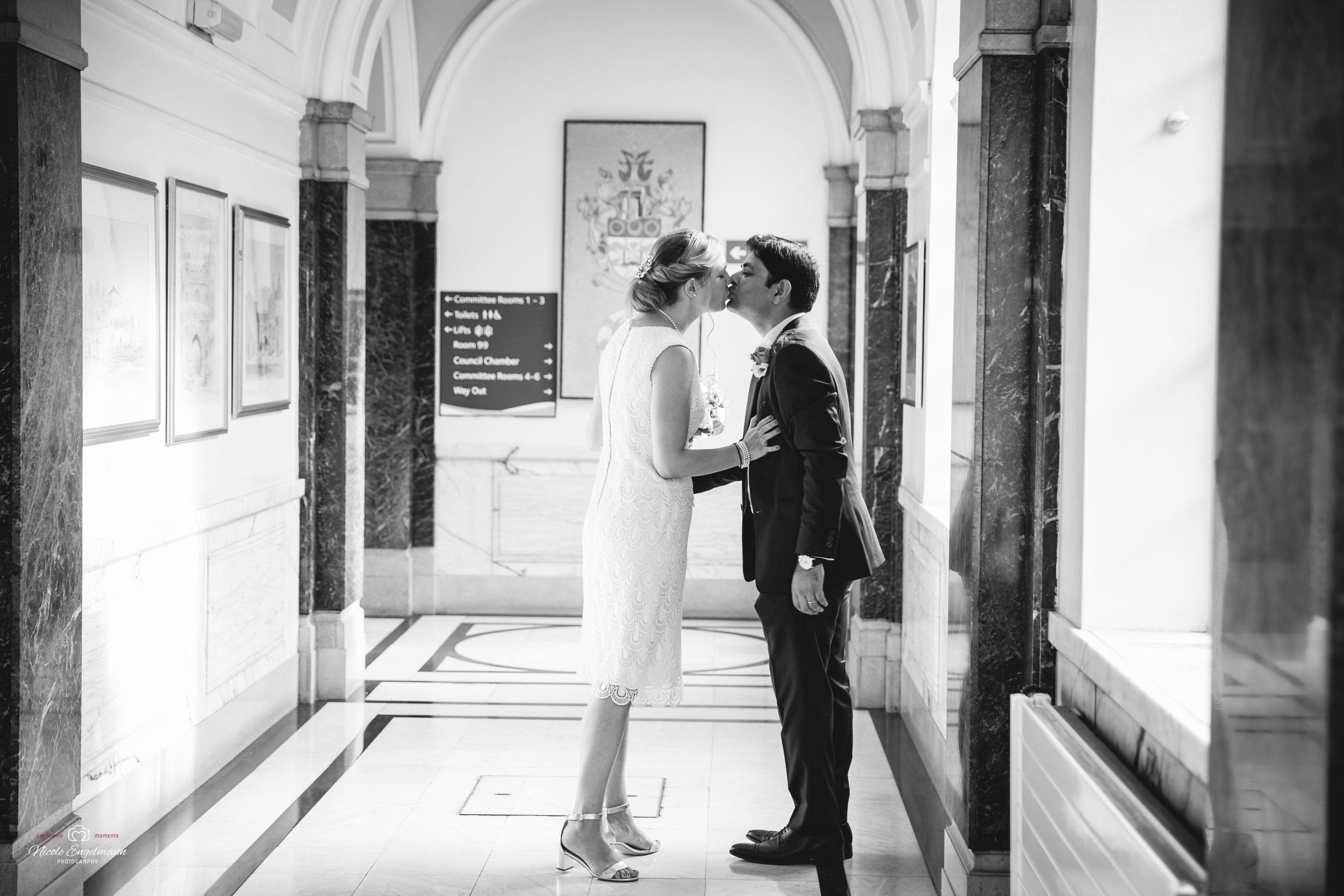Islington Town Hall Wedding